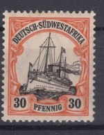 Germany Colonies South-West Africa, Sudwestafrica 1906 With Watermark Mi#28 Mint Hinged - Colony: German South West Africa