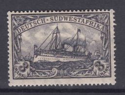 Germany Colonies South-West Africa, Sudwestafrica 1906 With Watermark Mi#31 Mint Hinged - Colony: German South West Africa