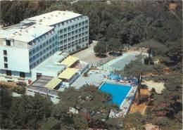 """CPSM FRANCE 20 """"Corse, Calvi, Hôtel Palm Beach"""" - Calvi"""