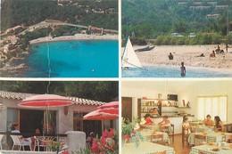 "CPSM FRANCE 20 ""Corse, Tarco, Motel Restaurant San Pieru"" - France"