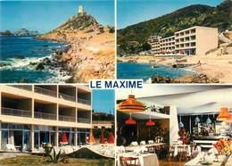 """CPSM FRANCE 20 """"Corse, Ajaccio, Hôtel Le Maxime"""" - Ajaccio"""