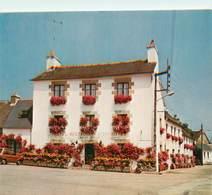 """CPSM FRANCE 22 """"Saint Gilles Vieux Marché, Hôtel Des Touristes"""" - Saint-Gilles-Vieux-Marché"""