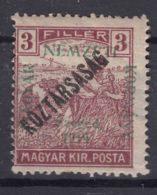 Hungary Szagedin Szeged 1919 Mi#27 Mint Hinged - Szeged