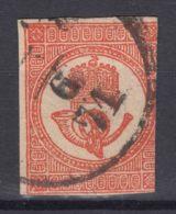 Hungary 1871 Mi#7 Used - Hungría