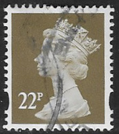 Machin SGY1682b 2009 Machin 22p Good/fine Used [20/18608/25D] - 1952-.... (Elisabetta II)