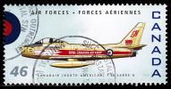 Canada (Scott No.1808f - F-86 Sabre 6) (o) - 1952-.... Règne D'Elizabeth II