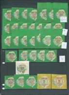 Sierra Leone 1964 New York Fair Self Adhesives Postage Only Set X 3 + , + Part Set & Odds MNH MLH & FU - Sierra Leone (1961-...)