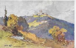 AK 0234  Linz - Urfahr ( Pöstlingberg ) / Künstlerkarte V. Fritz Lach Um 1907 - Linz Urfahr