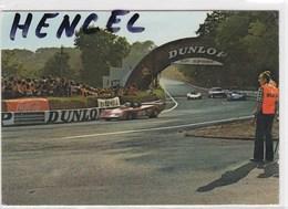 LE MANS. Circuit Des 24 Heures (11 Et 12 Juin 1977) Virage Du Tertre Rouge - Le Mans