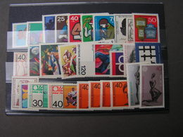 BRD Around 1974 Lot  ** MNH - Lots & Kiloware (max. 999 Stück)