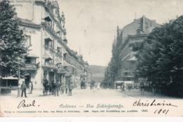 Deutschland - COBLENZ  - Die Schloßstraße -  1901 - Allemagne