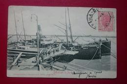 Braila Descarcari In Port - Romania