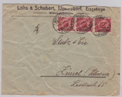 Brief In Die Schweiz (br6040) - Deutschland