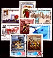 Siria-00129 - Valori Del 1984-85 (++/o) MNH/Used - Senza Difetti Occulti. - Siria