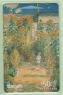 New Zealand - 1996 Art Collection - $50 The Artist's Garden - NZ-D-81 - Mint - Neuseeland