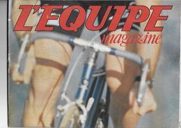 L' EQUIPE MAGAZINE  N° 22  Année 1980 - Deportes
