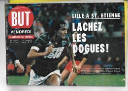BUT  N° 1168  - Jean François LARIOS - Deportes