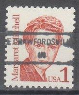Locals USA Precancel Vorausentwertung Preo, Locals Indiana, Crawfordsville 846 - Vereinigte Staaten