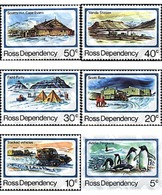 Ref. 45290 * MNH * - NEW ZEALAND. Ross Dependency. 1982. 25thANNIVERSARY OF SCOTT BASE INSTALLATION . 25 ANIVERSARIO DE - Ross Dependency (New Zealand)