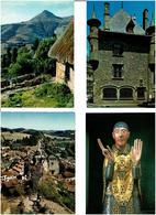 15 / CANTAL /  Lot De 90 Cartes Postales Modernes Neuves - Cartes Postales
