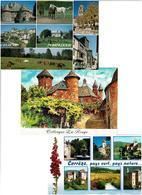 19 / CORREZE /  Lot De 90 Cartes Postales Modernes Neuves - Cartes Postales