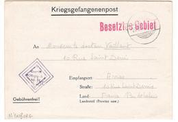 17197 - OFLAG  X B NIENBURG - Marcophilie (Lettres)