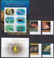 Nevis, Fauna, Fishes MNH / 2011 - Fische
