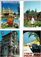 MONACO /  Lot De 85 Cartes Postales Modernes Neuves - Cartes Postales