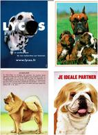 CHIENS /  Lot De 90 Cartes Postales Modernes Neuves - Cartes Postales