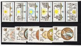 Post256 TSCHECHOSLOWAKEI CSSR 1978 MICHL 2445/55 ** Postfrisch SIEHE ABBILDUNG - Tschechoslowakei/CSSR