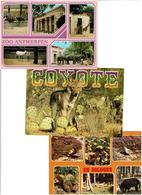 DIVERS FAUNE /  Lot De 90 Cartes Postales Modernes Neuves - Cartes Postales