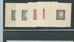 Prince Charles  E Papier Mince (C)  état: NSG - Commemorative Labels
