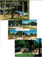 CAMPINGS /  Lot De 43 Cartes Postales Modernes Neuves - Cartes Postales