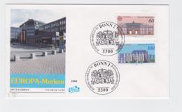 Germany  1990  FDC Europa CEPT (DD11-41) - Europa-CEPT