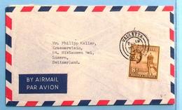 Malta Best  Air Mail Cover  1958 - Malta (...-1964)