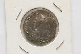 1/5 Ieme Ecu LOUIS XVI  1787 R - 987-1789 Monnaies Royales