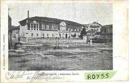 Emilia Romagna-parma-salsomaggiore Terme Stabilimento Vecchio Veduta Primissimi 900 (v.retro) - Italia