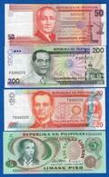 Philippines  7  Billets - Philippinen