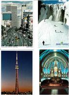 CANADA  /  Lot De 90 Cartes Postales Modernes Neuves - Cartes Postales