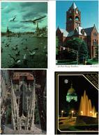 U.S.A.  /  Lot De 90 Cartes Postales Modernes Neuves - Cartes Postales