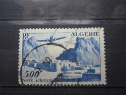 VEND TIMBRE DE POSTE AERIENNE D ' ALGERIE N° 12 !!! - Algeria (1924-1962)
