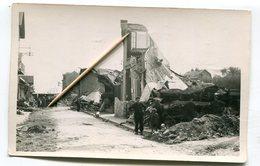 Carte Photo 62  : BERCK  Guerre 39-45  VOIR  DESCRIPTIF  §§§ - Berck