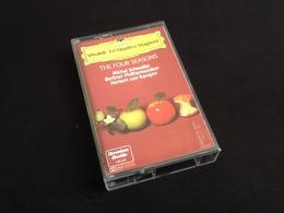 Cassette Audio Vivaldi  Le Quattro  Stagioni The Four Season - Cassettes Audio