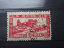 VEND TIMBRE DE TUNISIE N° 178a !!! - Oblitérés