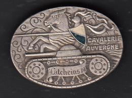 Cavalerie Auvergne - Dragot - France