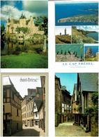22 / CÔTES D'ARMOR / Lot 800 C.P.M. Neuves - Cartes Postales