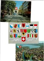 SUISSE / Lot 900 C.P.M. Neuves - Cartes Postales