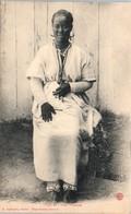 AFRIQUE - ETHIOPIE --  Type De Femme  Abyssine - Ethiopie