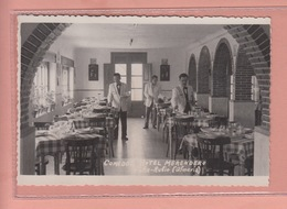 OLD PHOTO POSTCARD  - SPAIN - VELEZ-RUBIO - ALMERIA - RESTAURANT HOTEL - Almería