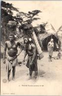 AFRIQUE - CONGO - Esclaves Bayakas Porteurs De Sel - Congo - Brazzaville